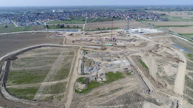 Baustelle Wasserpark_Mai 2017