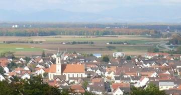 Bild Ringsheim mit ZVT-Gebiet